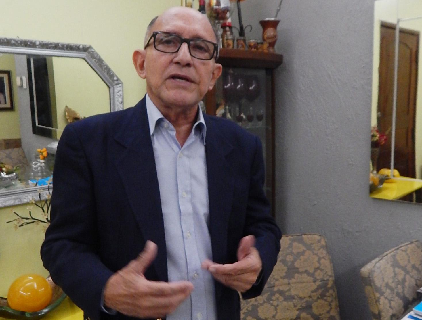 prefeito Jadson Passinho Gonçalves